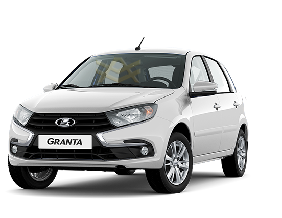 Цвета Granta Hatchback New