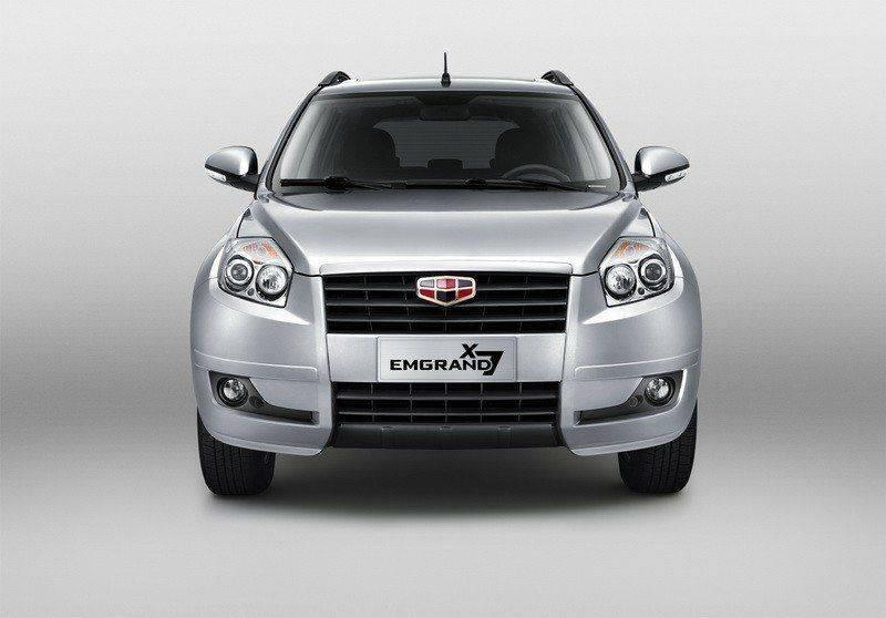 Geely Emgrand X7 Classic