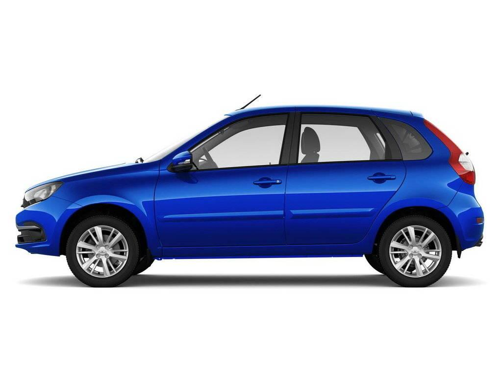 Lada Granta Hatchback New