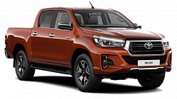 Hilux New