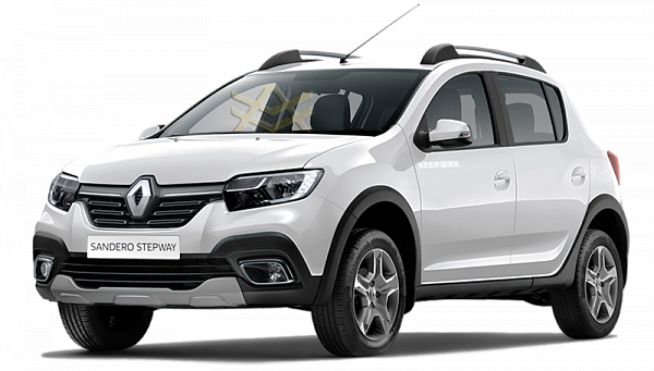 Цвета Sandero Stepway New